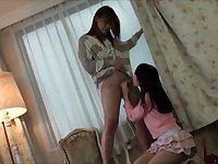 Fabulous Japanese chick in Amazing /Futanari JAV video