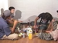 japanese drunk party nomo