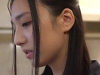 Hottest Japanese girl Iori Kogawa in Fabulous college, fingering JAV scene