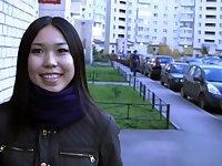 Yiki in asian slut enjoys lusty pick up sex hard