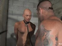 BoundGods : Master Tober Brandt and slave chet