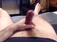 Caught Big Brother Jerking Off - by JustCollegeXXX