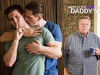 Roman Todd  Allen Lucas in Daddy's Boy - NextDoorStudios