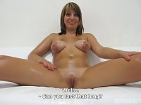 Lucie Is Amateur Girl With Nice Body