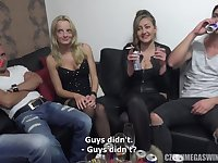 Drunk People At Group - ANALDIN