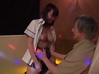 Hot Japanese model in Exotic JAV clip ever seen