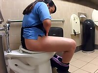 Grocery Store Toilet