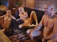 Behind the Scenes Porn Set Med Short Leg Cast