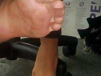Candid Feet Soles Solas Pezinhos - Natania's feet 01