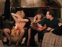 abat jour , malu ramba shows her hot pussy