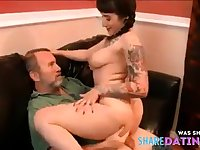 Taboo Secrets #7 (Daddy Cumming Inside Me)