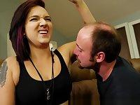 Armpit Licking Slave After Doing Sport