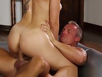 Nuru dripping masseuse