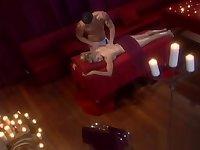 Julian Rios Massages Roxanne Hall