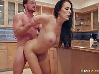 standing doggy style after amazing blowjob is Kyle Mason's wish