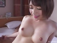 All sex poses and fuck games are very welcome for Mari Rika