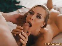 Nicole Aniston glamour MILF sex video