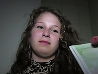 Few hundred Euros and this shy teen becomes the ultimate slut