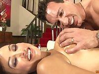 Lisa Ann - Massage with surprise