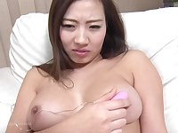Saya Fujii Beauty Boobs Shameless Cream Pie