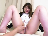 Natsumi Hayakawa I Only Have Here Amateur Av Interview I Want You