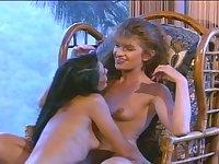 Kinky vintage amateur slut is always ready for some lesbian intercourse